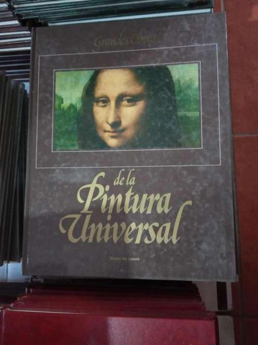 Grandes Obras De La Pintura Universal Colección 12 Libros