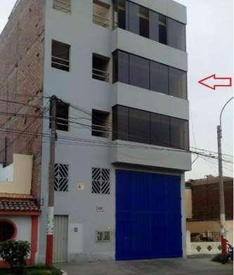 (ID 120038). LOCAL COMERCIAL DE 110 M2 EN EDIFICIO DE 4 PISOS. AV CHIMU - SAN JUAN DE LURIGANCHO
