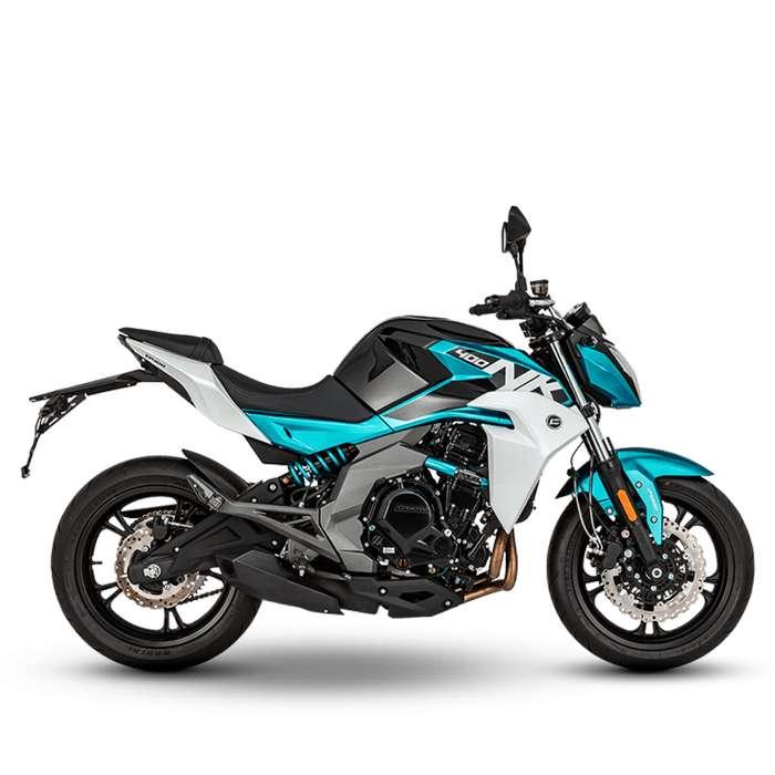 Motocicleta 400NK CF