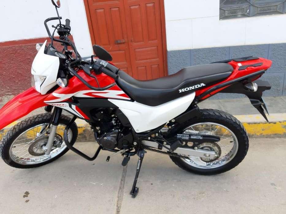 Vendo Moto <strong>honda</strong> 190