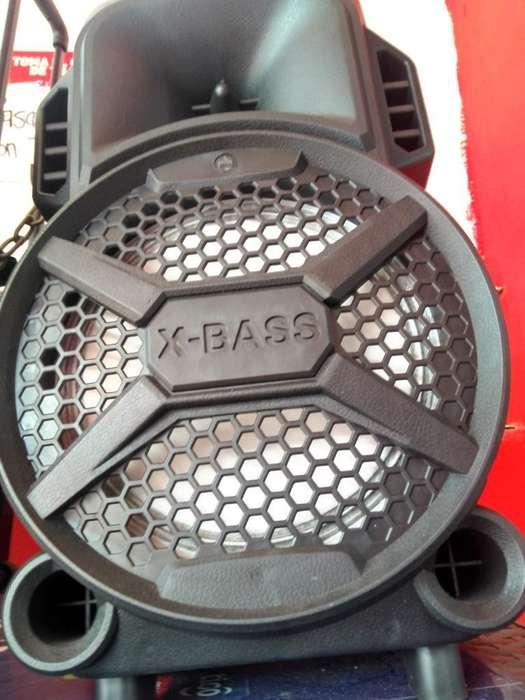 Mega Sonido con Bluetooth