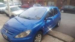Peugeot 307 Xs Premium 5 Ptas Gnc