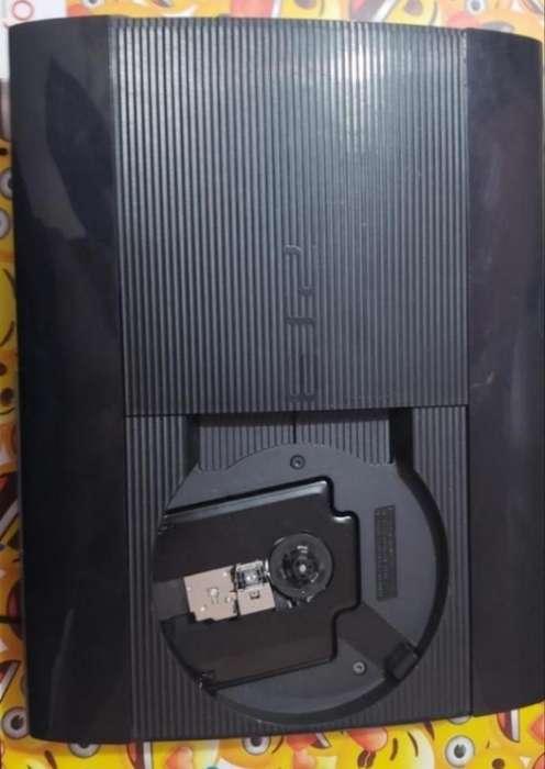 Ps3 Super Slim de 500 Gb