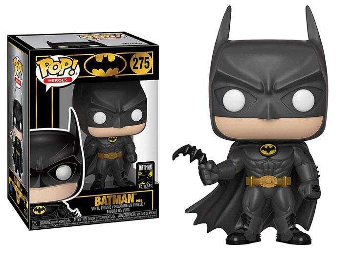 Figura Funko Pop! Heroes: Batman 80th - Batman (1989