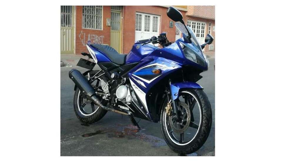 Vendo Moto Yamaha R15