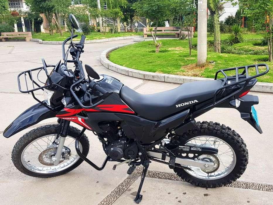 REMATO Motocicleta Nueva HONDA XR-190L 2018-19