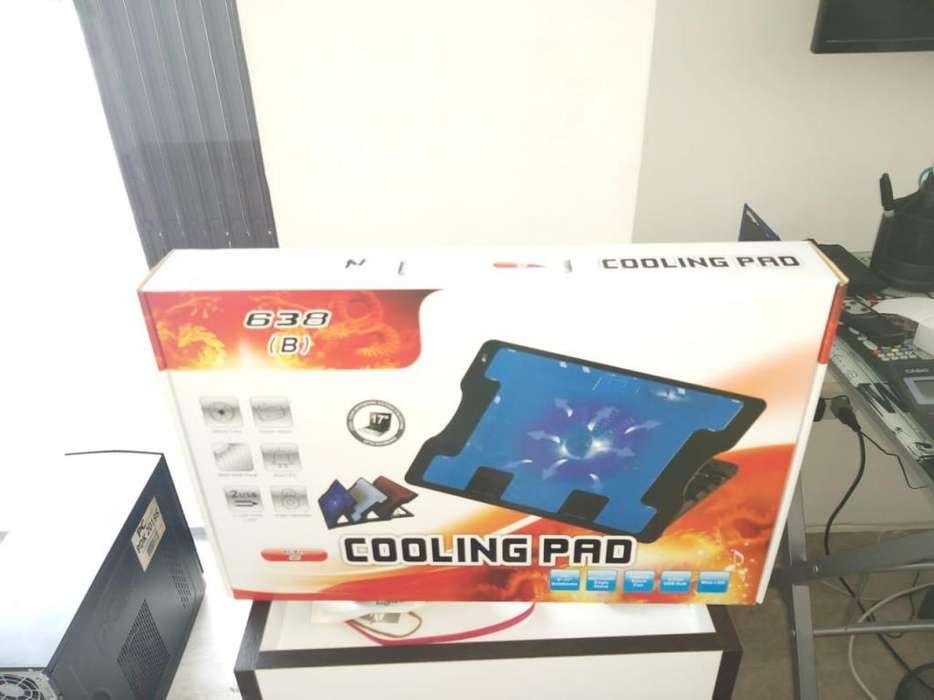 base refrigerante cooling pad para portatil