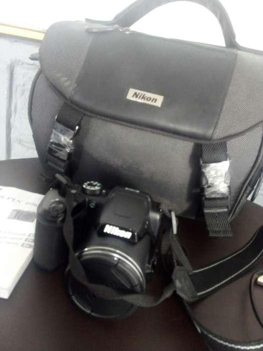 Vendo Cámara Semiprofesional Marca Nikon