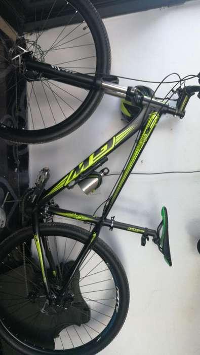 Bicicleta Gw Alligator Exelente Estado