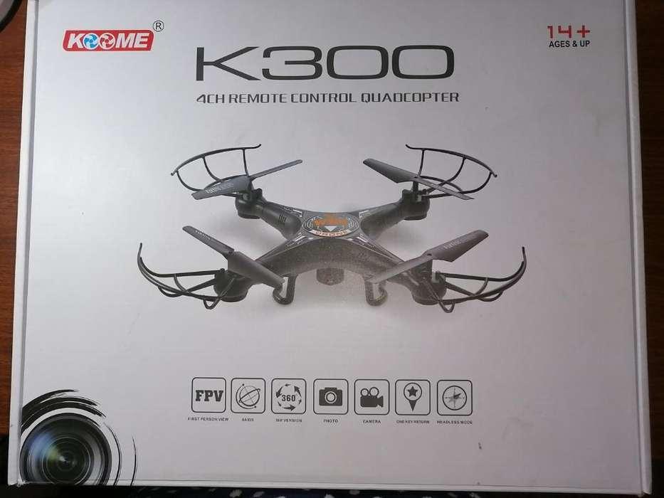Vendo O Cambio Dron Quadcopter K300con C