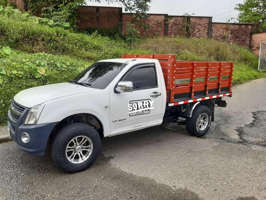 Chevrolet Dmax 2011 - 125000 km