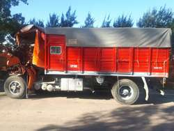 Vendo Scania Chocado