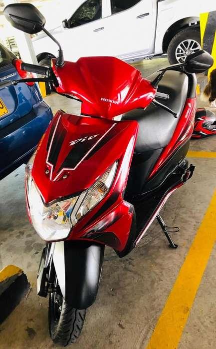 Moto Honda Dio 110