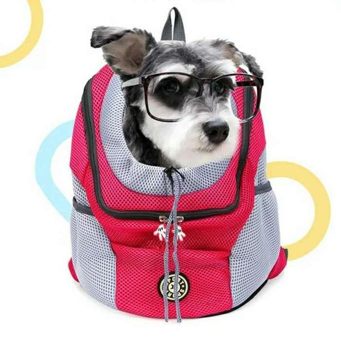 Mochila de Viaje para Mascota