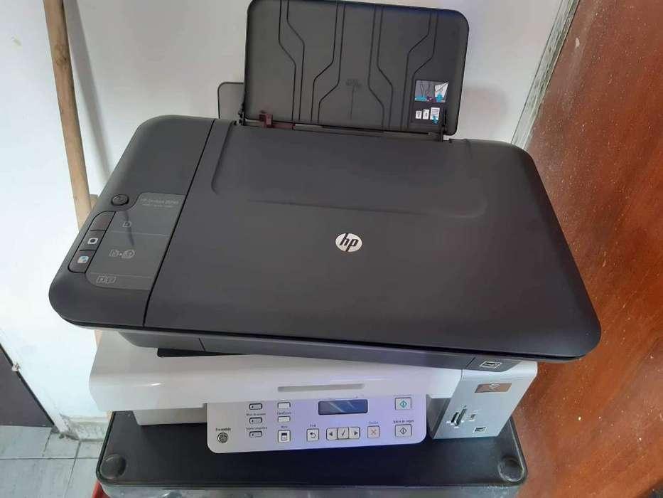 Impresoras Hp Y Lexmark