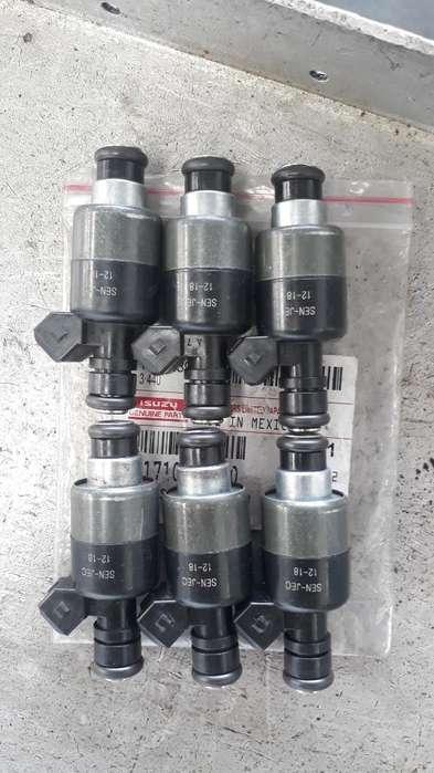Inyectores Nuevo V6 de 10 Homios
