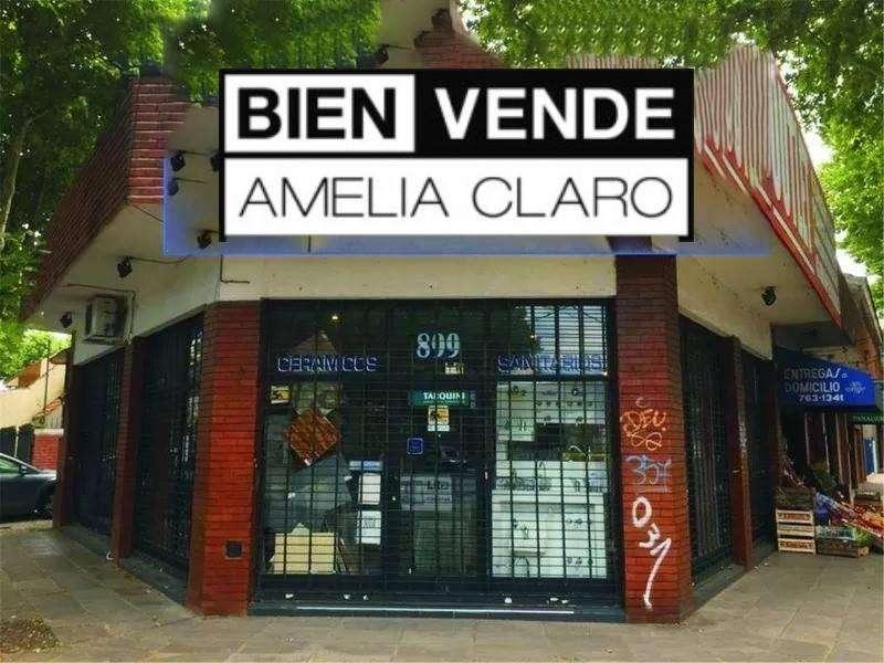 AV. DE MAYO VILLA ADELINA SAN ISIDRO - AMPLIO LOCAL EN ESQUINA