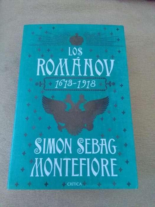 Los Romanov . 1613 1918 . Simon Montefiore Libro Critica 2017