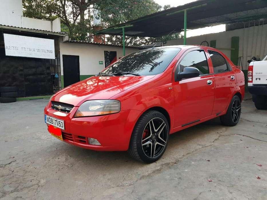 Chevrolet Aveo 2006 - 140000 km