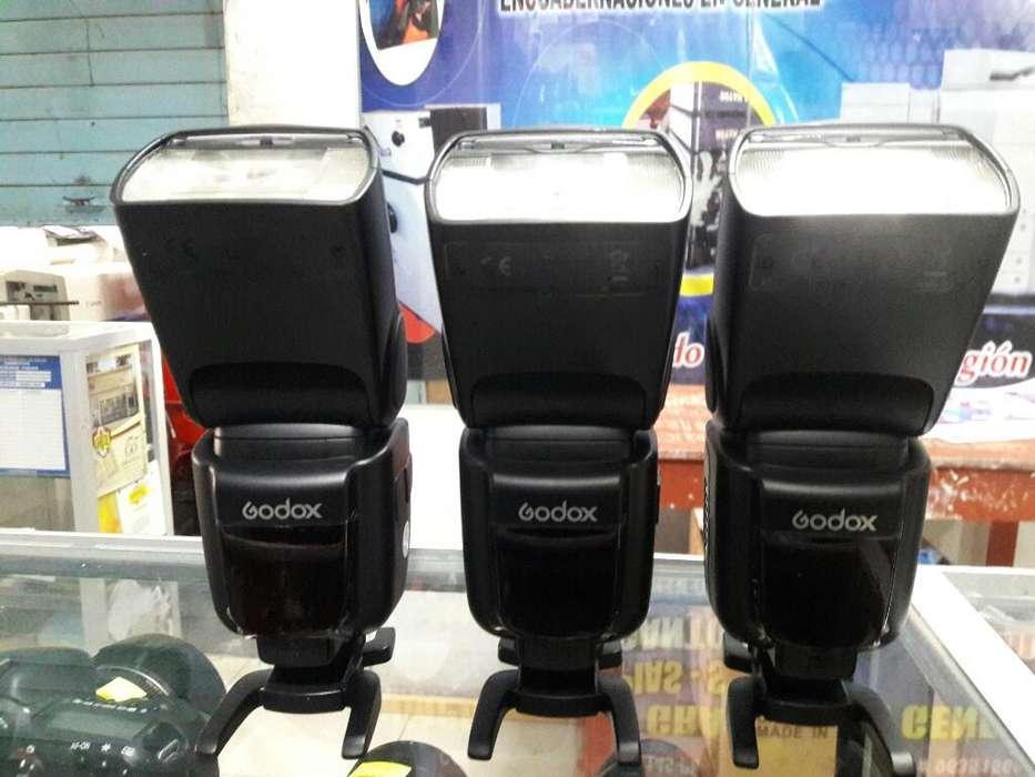 Flash Godox Tt600 Hss Nuevos