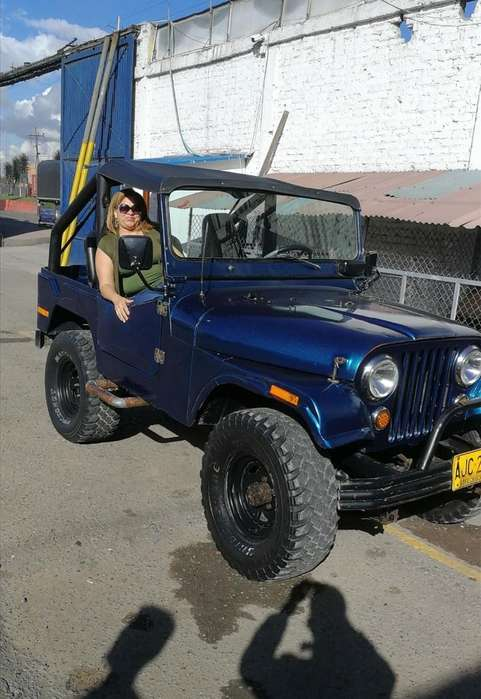 <strong>jeep</strong> CJ 1972 - 150000 km