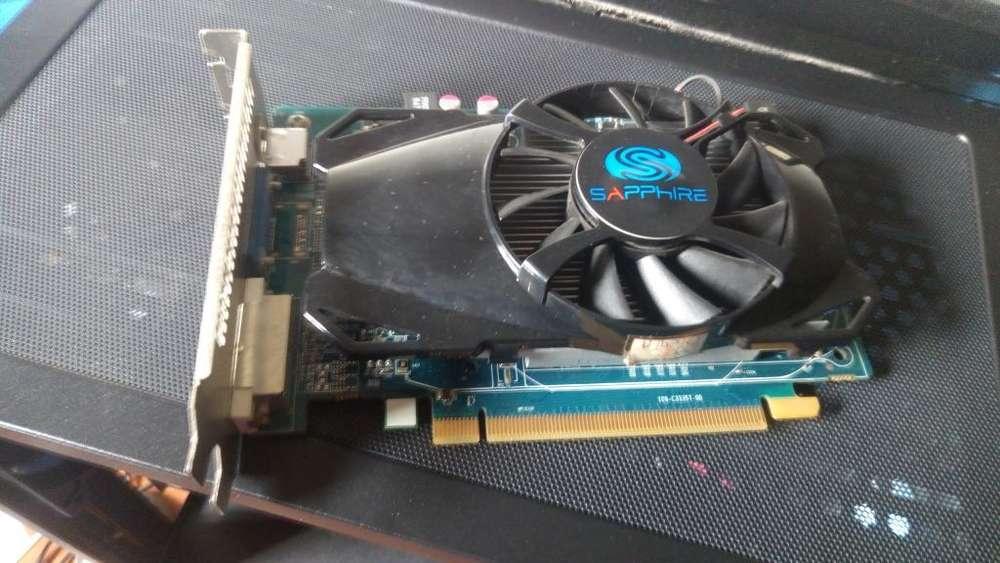 Tarjetade Video Radeon Hd6670