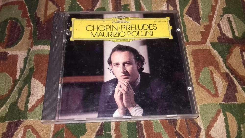 Chopin preludes Maurizio Pollini 24 preludes op.24