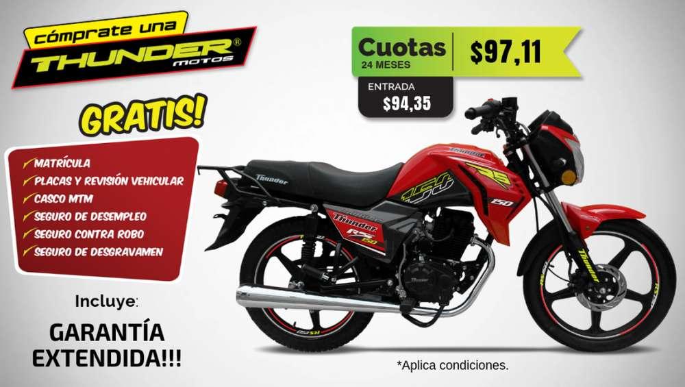 Moto Thunder RS 150