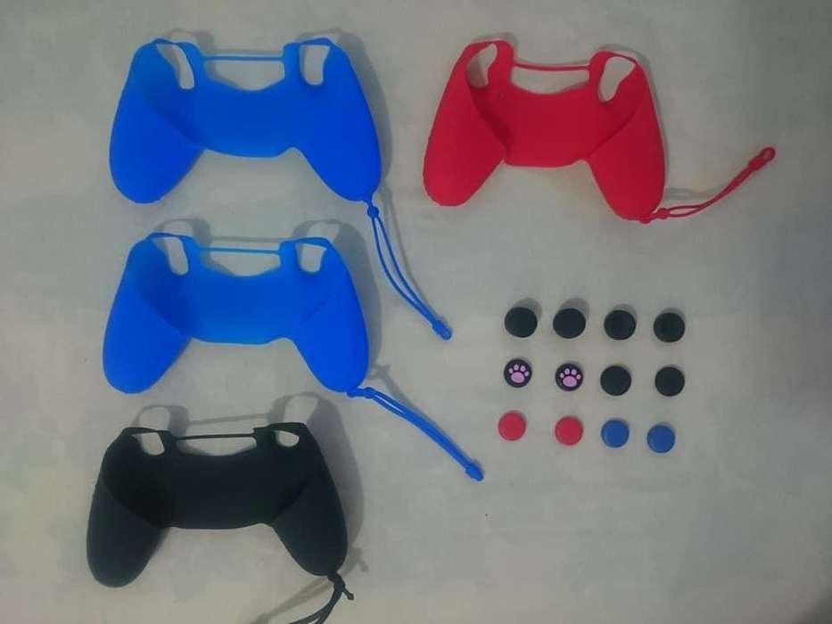 Forros y Pupitas de Play 4, PS4, LEER