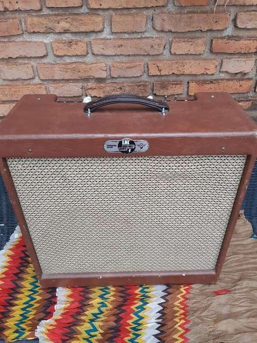 Amplificador Valvular Lhc 30 Watts