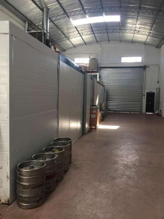 Venta Fabrica de cerveza (Habilitada)