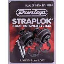 Strap Lock Trabacorrea Dunlop U.S.A.