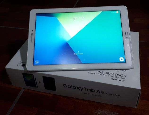 REMATO Samsung Galaxy Tab A6 10.1' 16 GB NOTE EDITION FLIP COVER