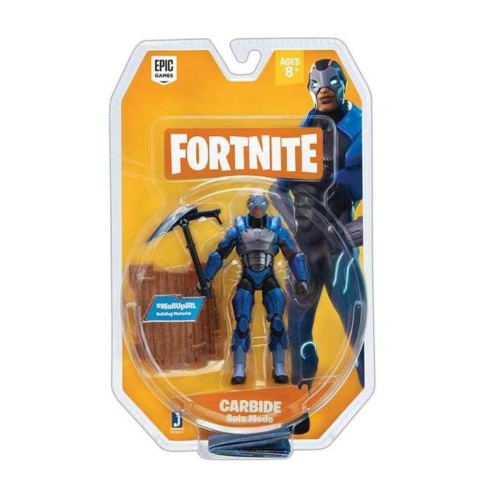 Fortnite Figura Carbide con Accesorios