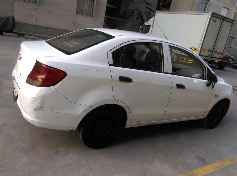 Chevrolet Sail 2011 - 250000 km