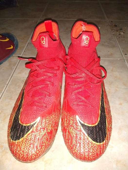 Botines Nike Mercurial Dragon