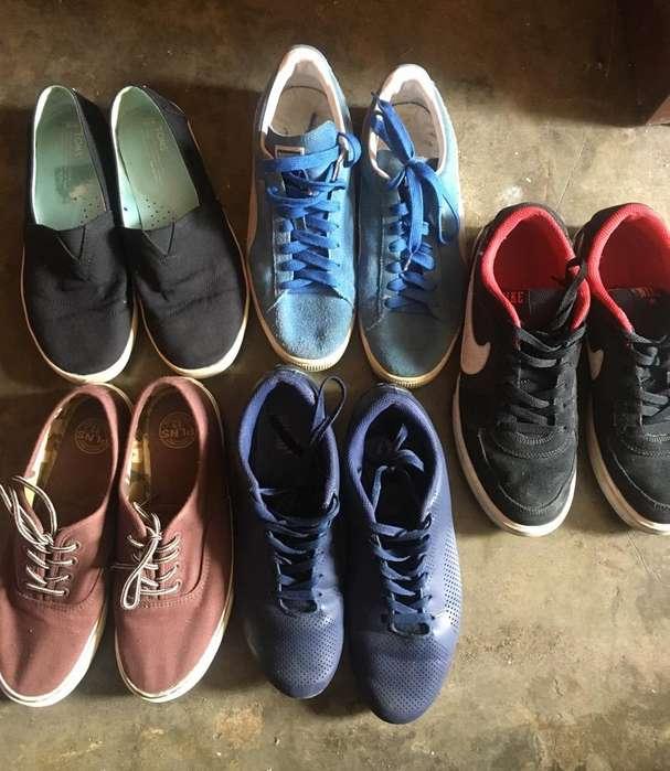 Venta de Lote de Zapatos Todos por 100