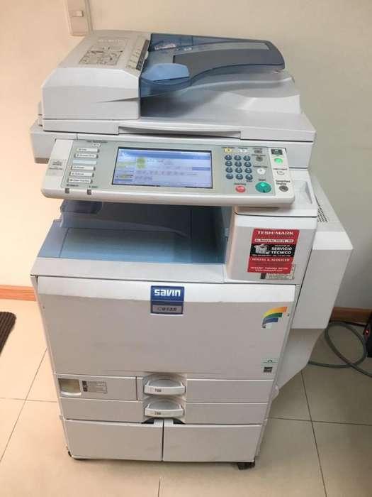 Impresora a Color multifuncional Savin C9135 RICOH