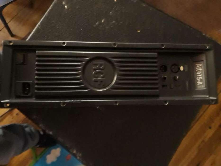 Amplificador Rcf Art 415-a