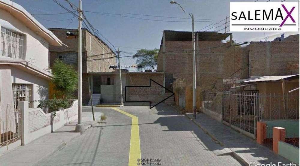 Terreno en Venta Urb. Santa Ana Piura.