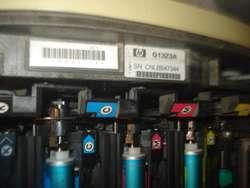 Impresora Color Hp Laserjet 3700dn Prende Leer No Envio