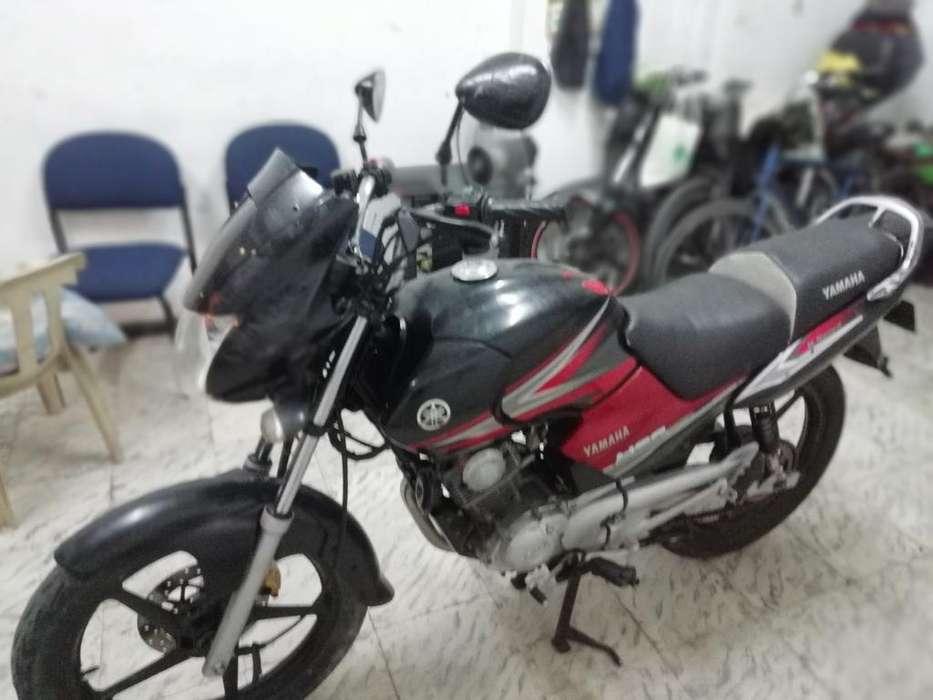 Yamaha Ybr 125 Modelo 2009, Full Motor