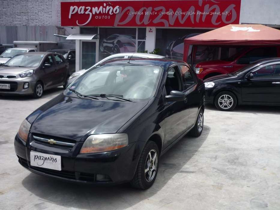 Chevrolet Aveo 2011 - 141953 km