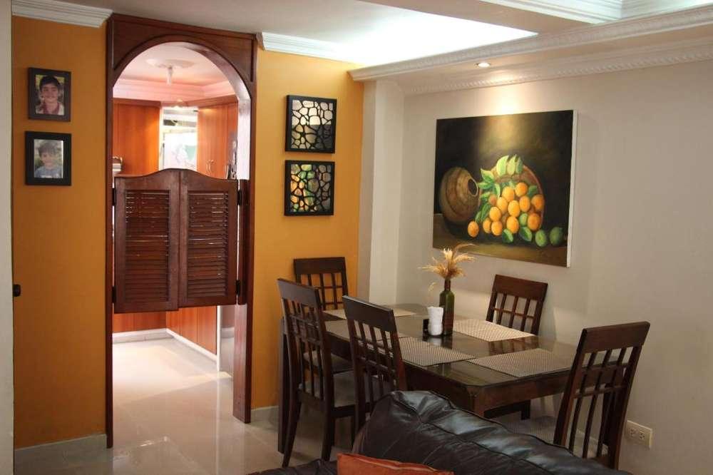 Hermosa Casa Amoblada al Sur de Cali / 3 cuartos estudio / 2 baños