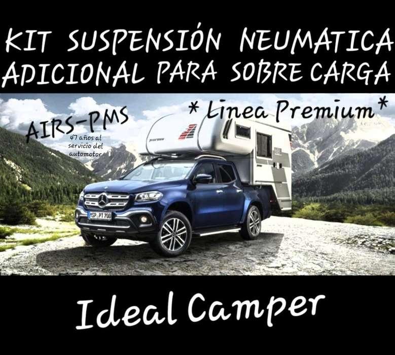 Camper para Camioneta Refuerzo