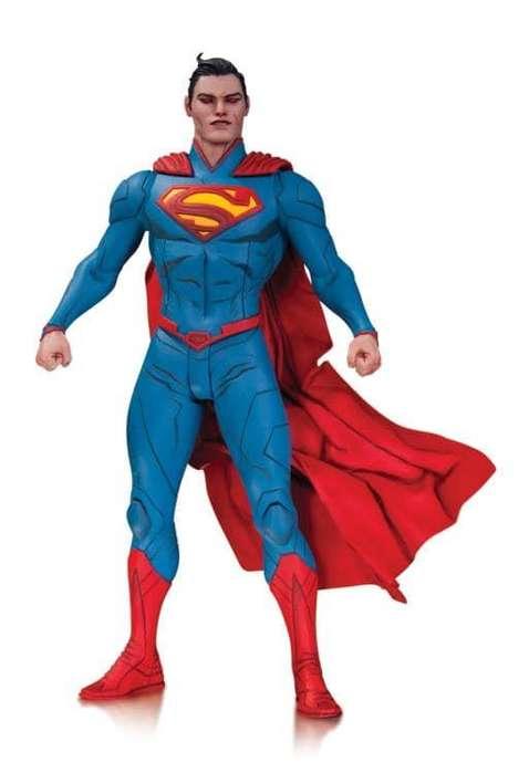 Figura Superman Dc Comics Designer Series Jae Lee
