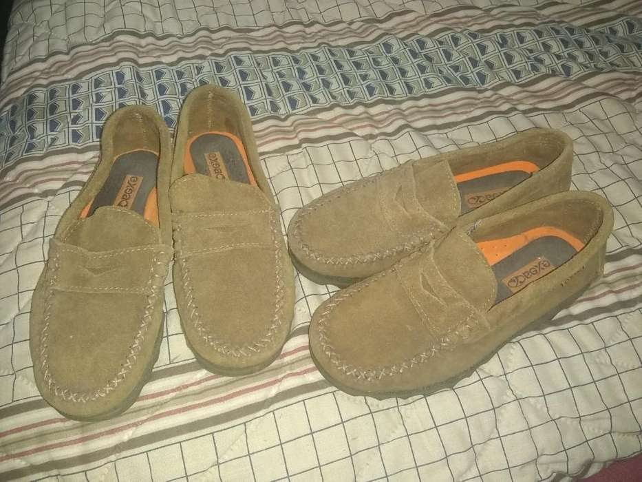 Zapatos 29 Y 30 sin Uso