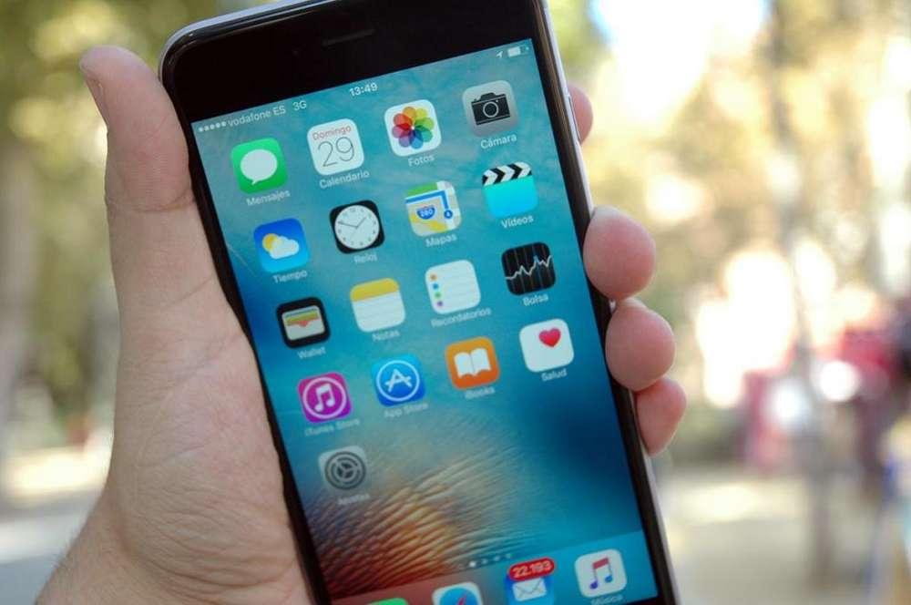 Iphone 6 Plus Camara Trasera Dañada