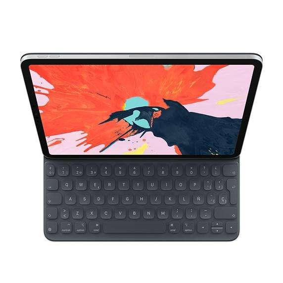 IPAD PRO 2018 11' 64 gb Apple Smart Keyboard 11'