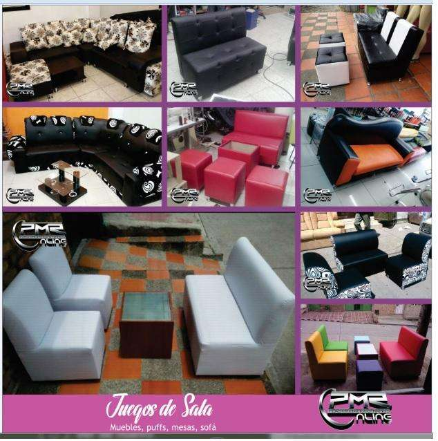 venta de muebles sillas sofas puff butacos mesas para restaurantes cafeteria bar peluqueria y hogar